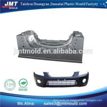 moldeo por inyección molde de parachoques de coche de diseño en 3D para autopartes Elección de calidad
