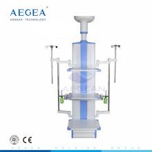 AG-20V-1 ICU Raum Gasgerätehersteller medizinische Decke Spalte für Krankenhaus