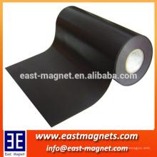 Flexível Magnet feito em cadeia / É composto de plásticos ou borrachas e pó de ferrite / fornecedor China