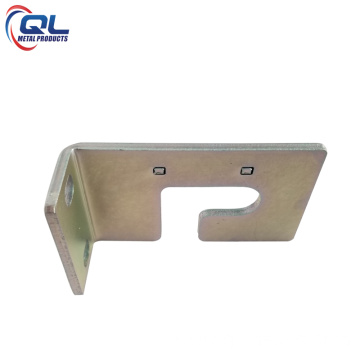 6.0mm SPCC Sheet Metal Working with Electroplating