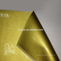 Gold vinyl /Glow Reflective Heat Transfer vinyl for Lycra material