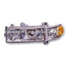 Lampe frontale à levier haute puissance Bus Light pour 2001 TOYOTA COASTER HC-B-1014