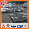 Folha de aço galvanizado corrugado SGCC para contentor