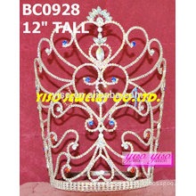 custom made big tiara