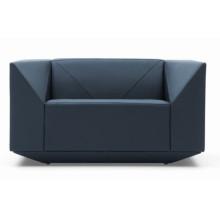Алмаз роскошь формы новый современный кожаный диван
