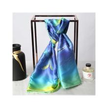 Nouveau tissu en soie de soie de mûrier de qualité 6A