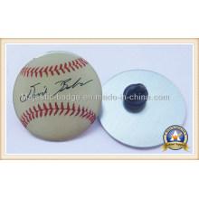 Customized Offset Printed Baseball & Epoxy