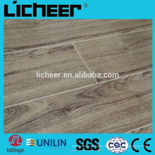 indoor cheap laminate flooring with high gloss surface laminate flooring