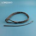 Aperto de malha de arame de corda de fio de aço galvanizado