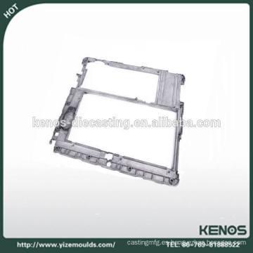 Alta presión de aluminio fundición componentes de comunicación