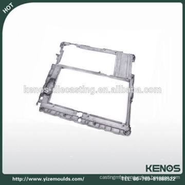 High pressure aluminum die casting communication components