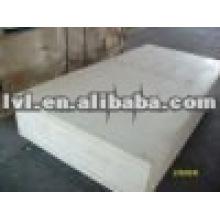 Madera de álamo madera de álamo Plywood para muebles usados