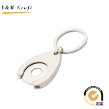 Special Design Detachable Metal Keychain with One Hole