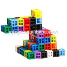 JINGQI BRINQUEDOS novo item fantasia estilo plástico blocos de construção