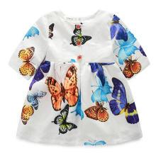 Vestidos de bebé de la manera en el vestido de la ropa de Chidlren