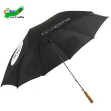 Personalized customized 3D digital heat-transfer printing logo 60'' golf umbrellas, golf sunshade parts protection for umbrella