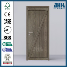JHK Sugar Pine Wood Lambris Shaker portes coulissantes