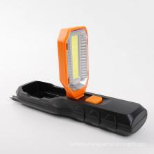 Pickup Portable Adjustable handheld high lumen super bright magnetic work light cob led work lamp