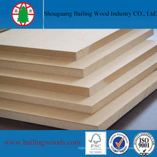 Best Price Good Quality MDF Sheet From Manufacturer