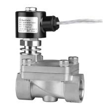 Válvula solenoide de vapor - 2/2 vías Piloto Perated Alta (Baja) Temperatura (SLB)