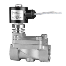 Steam Solenoid Valve - 2/2-Way Pilot Perated High (Low) Temperature (SLB)