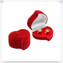 Coffres d'emballage Boîtes à bijoux pour bagues d'amoureux (BX0009)