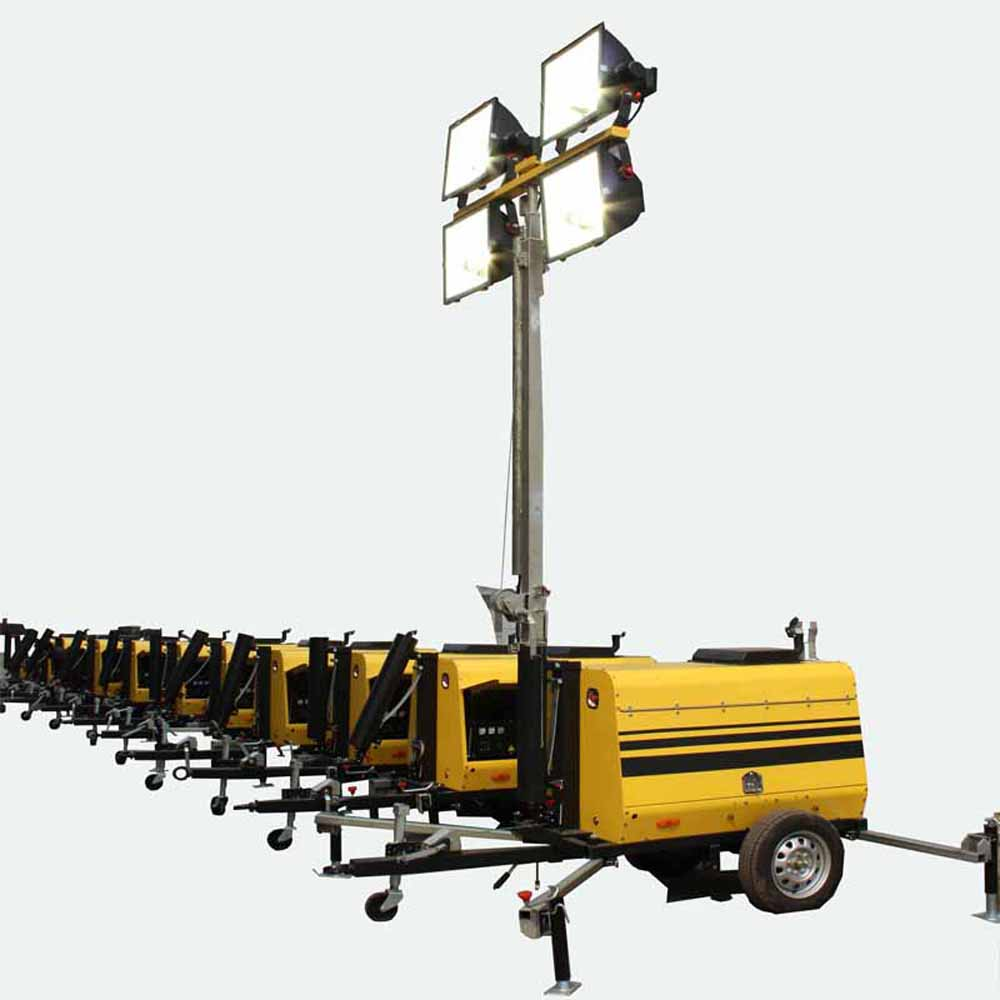 Vehicle Mounted Light Tower