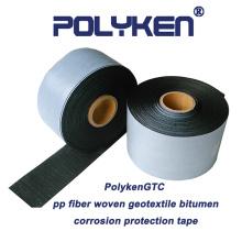 PolykenGTC pp tejido geotextil butyl cinta de protección contra la corrosión