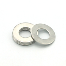 High precision standard stainless steel thin shims flat washer
