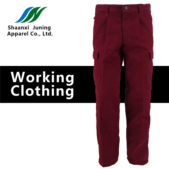 The Fuchsia Trousers