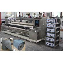 Vertical Blinds Non Dust Woven Fabrics Ultrasonic Slitting Cutting Machine