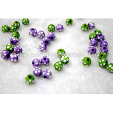 Grossiste Chine Rond Bois Chunky Perles
