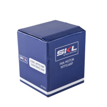 Custom Color Print Tuck Top Packing Box