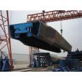 Système mobile de poutre-caisson hydraulique de pont de prix raisonnable