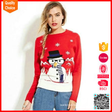 2016 new arrival knitted patterns ugly christmas sweater