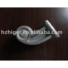 custom made casting aluminum desk part