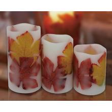 flicker flameless LED candle