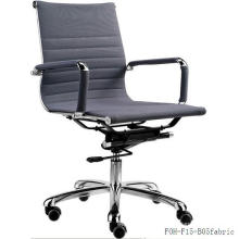 Good Full Fabric Client Staff Grey Color Office Chair (FOH-F15-B05)