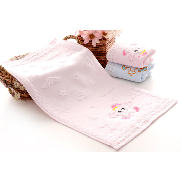 ที่รัก Adorable Starfish Terry Kids Face Towel