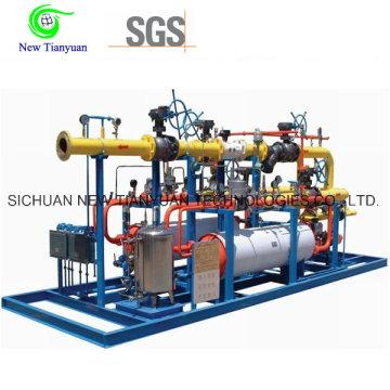 0.05-0.5MPa Working Pressure Gas Pressure Regulating Equipment, Gas Regulator
