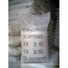 Hidróxido de bario de alta pureza / hidróxido de bario monohidrato / Ba (OH) 2. H2O 99%