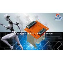 Einphasiger Transformator für die Werkzeugmaschinensteuerung