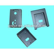 Lumière en aluminium de moulage sous pression // ordinateur portable / couverture de pluie