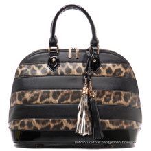 China Wholesale Fashion Cheap Leopard Print Women Handbag