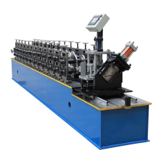 Lembaran Logam Stud Roll Forming Equipment Machine