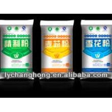 Sacs tissés en Chine pp pour riz