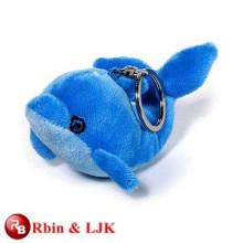 High quality custom mini stuffed animal keychains