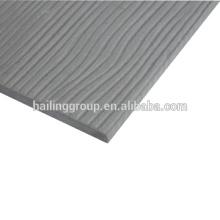 Высокое качество 9мм Толщина естественное деревянное зерно сайдинг цемента панели