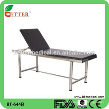 Medical comfortable gynecological examination couch