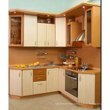 Glossy MDF Mini Kitchen Cabinet (ZHUV)